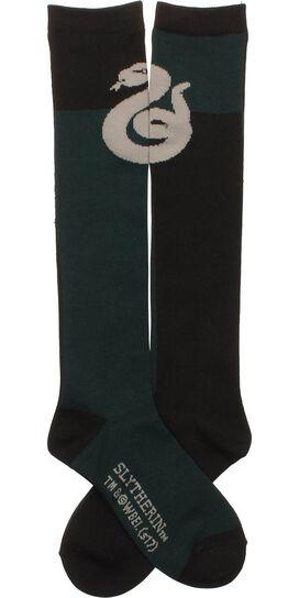 Harry Potter Slytherin Knee High Socks