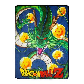 Dragon Ball Z - Dragon Plush Micro Rachel Blanket