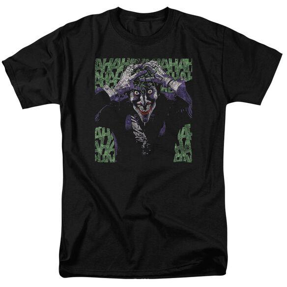 Batman Insanity Short Sleeve Adult T-Shirt