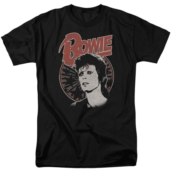 David Bowie Space Oddity Short Sleeve Adult T-Shirt