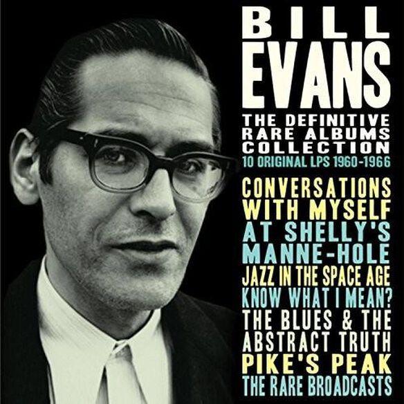 Bill Evans - Definitive Rare Albums Collection 1960-1966