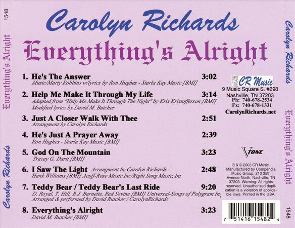 Everything's Alright 0304