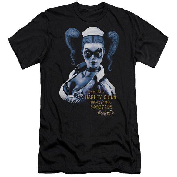 Batman Aa Arkham Harley Quinn Short Sleeve Adult T-Shirt