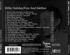 Billie Holiday - Fine & Mellow [Collector/Magnum]
