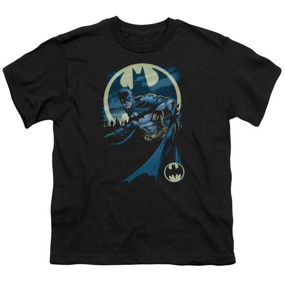 BATMAN HEED THE CALL - S/S YOUTH 18/1 - BLACK T-Shirt