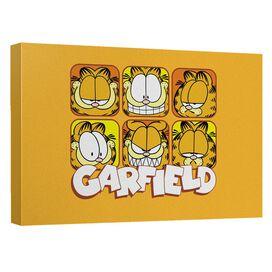 Garfield Faces Quickpro Artwrap Back Board