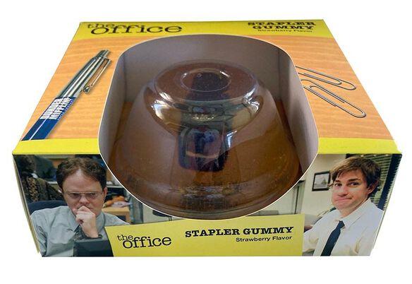 The Office Stapler In Jello Gummy