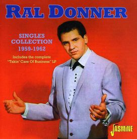 Ral Donner - Singles Collection