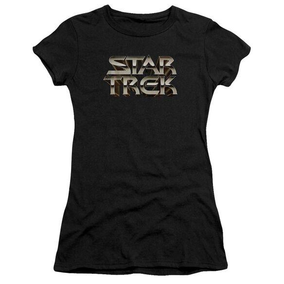Star Trek Feel The Steel Premium Bella Junior Sheer Jersey
