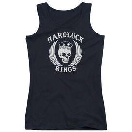 Hardluck Kings Logo Juniors Tank Top
