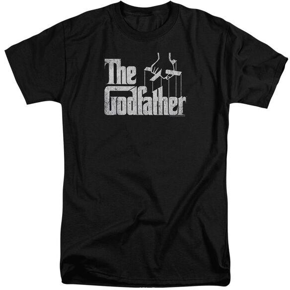 Godfather Logo Short Sleeve Adult Tall T-Shirt