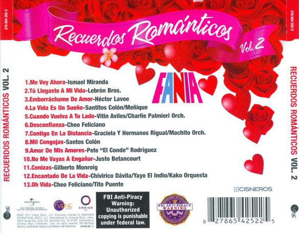 Recuerdos Romanticos V2