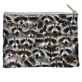 Racoons Accessory Pouch