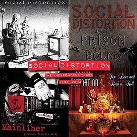 Social Distortion - Vinyl Box Set