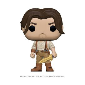 Funko Pop! Movies: The Mummy- Rick O'Connell