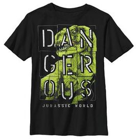 Jurassic World Dangerous Youth T-Shirt