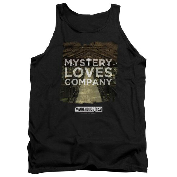 Warehouse 13 Mystery Loves Adult Tank