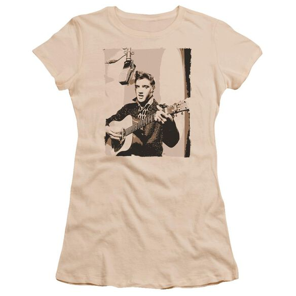 Elvis Sepia Studio Premium Bella Junior Sheer Jersey
