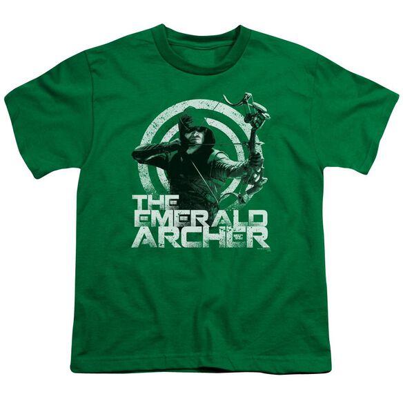 Arrow Archer Short Sleeve Youth Kelly T-Shirt