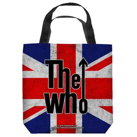 The Who Who Flag Tote