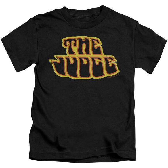 Pontiac Judge Logo Short Sleeve Juvenile T-Shirt