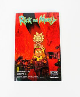 Rick & Morty Compendium Volume 1