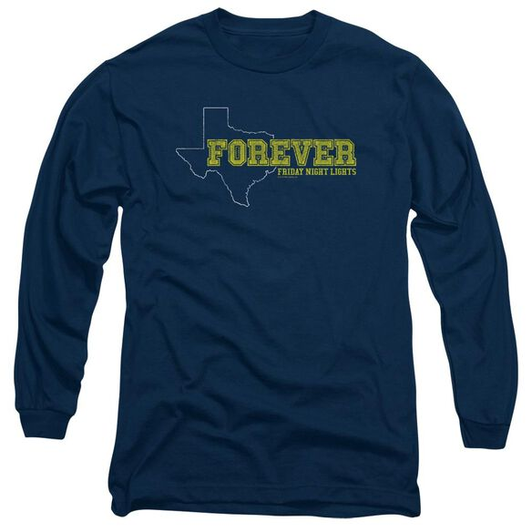 Friday Night Lights Texas Forever Long Sleeve Adult T-Shirt