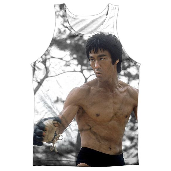 Bruce Lee Battle Ready Adult 100% Poly Tank Top