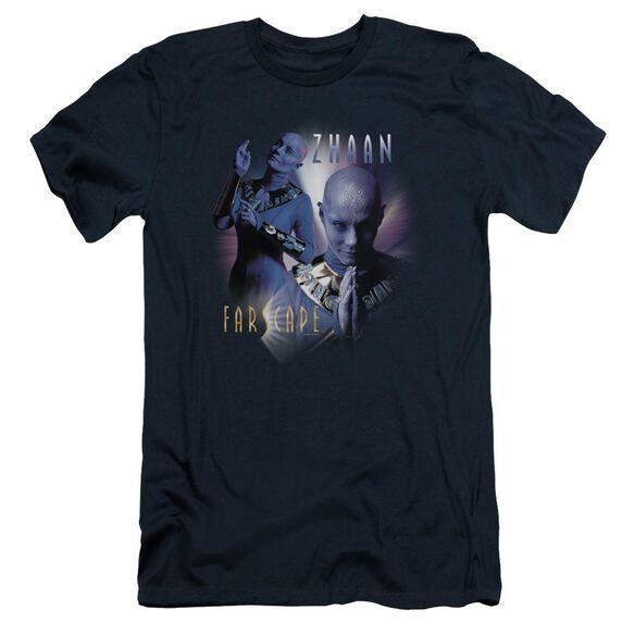Farscape Zhaan Short Sleeve Adult T-Shirt