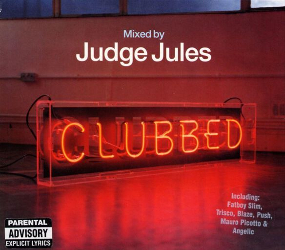Clubbed V1 Judge Jules501
