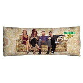 Married With Children Couch Trip Microfiber Body