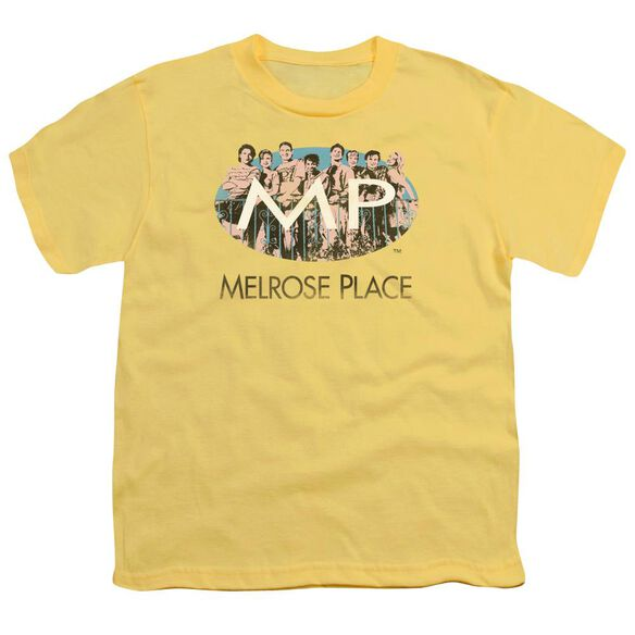 Melrose Place Meet At The Place Short Sleeve Youth T-Shirt