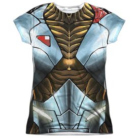 Xo Manowar Xo Armor Short Sleeve Junior Poly Crew T-Shirt