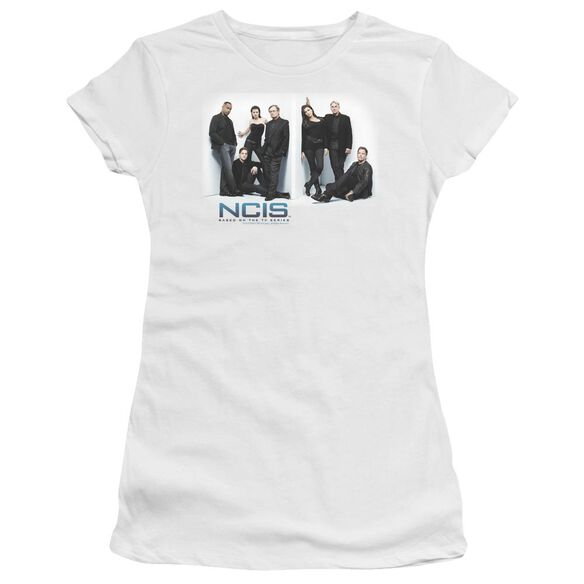 Ncis Room Short Sleeve Junior Sheer T-Shirt