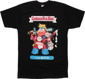 Garbage Pail Kids Fan Boyd T-Shirt