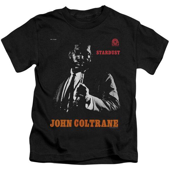 John Coltrane Coltrane Short Sleeve Juvenile Black T-Shirt