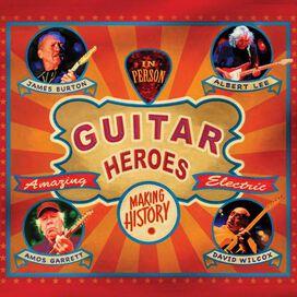 Amos Lee James Garrett Burton - Guitar Heroes