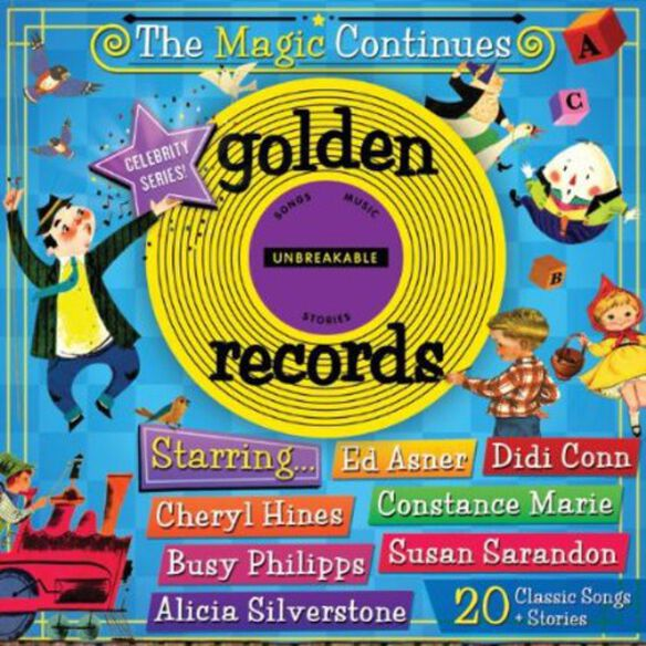 Various Artists - Celebrity Series: The Magic Continues