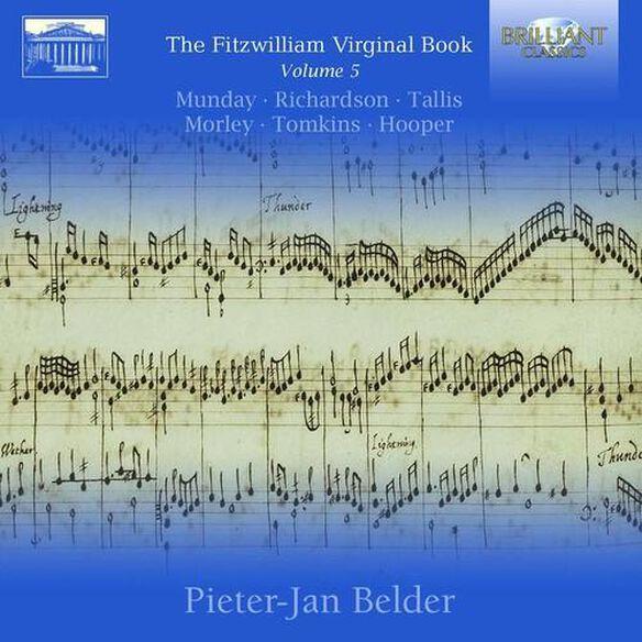 Fitzwilliam Virginal Book Vol 5