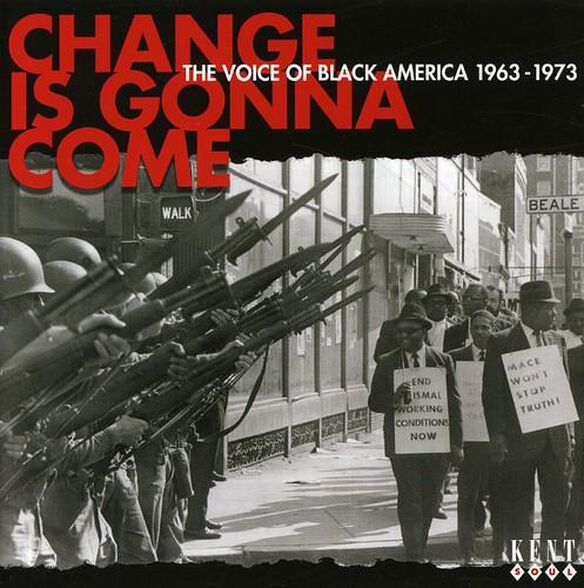 Change Is Gonna Come: Voice Of Black America / Var