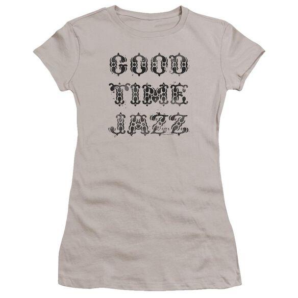 Good Time Jazz Gtj Vintage Premium Bella Junior Sheer Jersey
