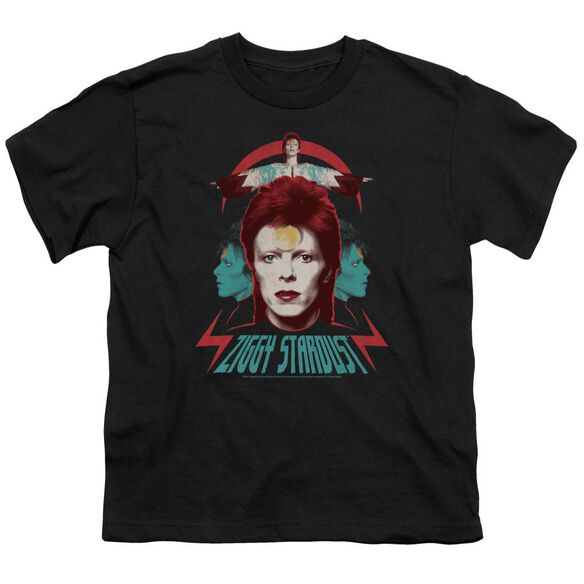 David Bowie Ziggy Heads Short Sleeve Youth T-Shirt