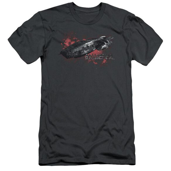 Bsg Galactica Short Sleeve Adult T-Shirt