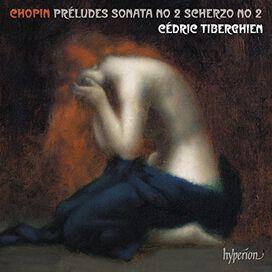 Chopin/ Cedric Tiberghien - Chopin: 24 Preludes, Piano Sonata No.2, Scherzo No.2,