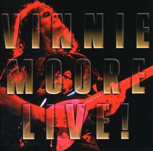 Vinnie Moore - Vinnie Moore Live