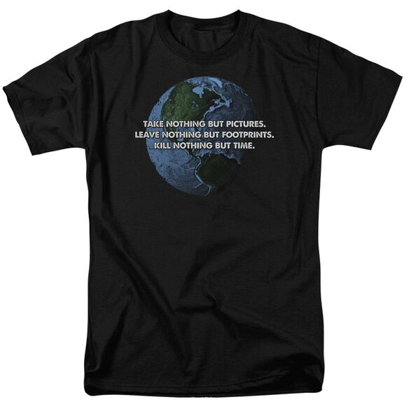 Take Nothing Short Sleeve Adult T-Shirt