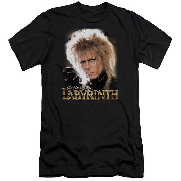 Labyrinth Jareth Premuim Canvas Adult Slim Fit