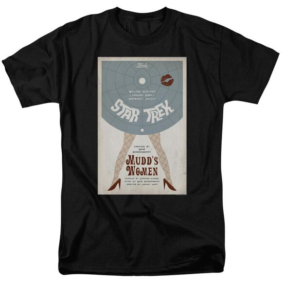 Star Trek Tos Episode 6 Short Sleeve Adult T-Shirt