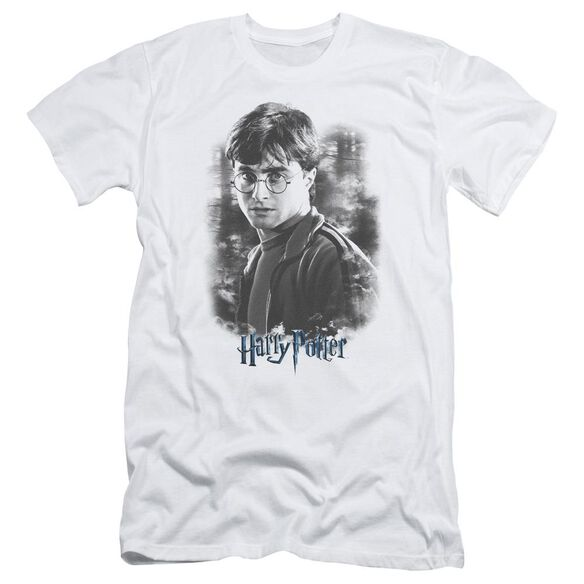 Harry Potter Harry In The Woods Hbo Short Sleeve Adult T-Shirt