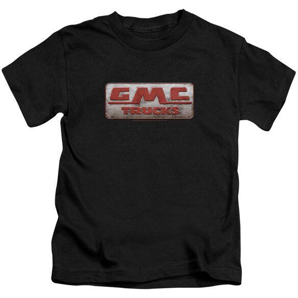 Gmc Beat Up 1959 Logo Short Sleeve Juvenile T-Shirt